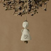 Sister, Bless You!(tm) Angel Ornament