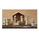 Bless You Nativity Set 10 Pieces