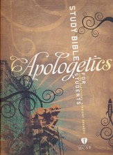 Apologetics Study Bible for Students, Paperback - Slightly Imperfect