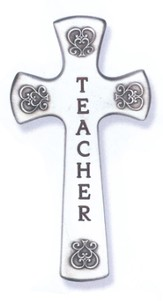 Wall Cross, Teacher