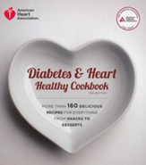 Diabetes & Heart Healthy Cookbook 2nd Edition