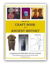 BiblioPlan Craft Book for Ancient History