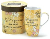 Gods Promises are New Every Morning Mug