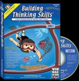 Building Thinking Skills Level 2 on CD-Rom