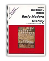 BiblioPlan's Cool History for Middles: Early Modern History, Grades 2-6