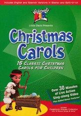 Christmas Carols, DVD  - Slightly Imperfect