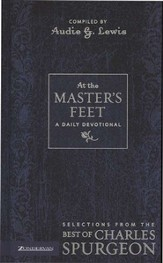At the Master's Feet: A Daily Devotional - eBook