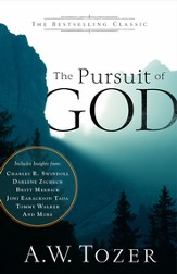 The Pursuit of God - eBook