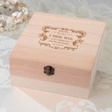 True Love, Wedding Wishes Box