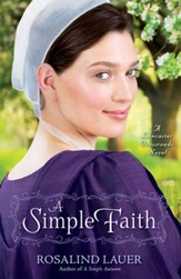 A Simple Faith: A Lancaster Crossroads Novel - eBook