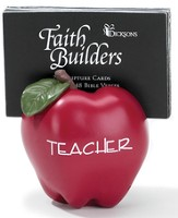 Teacher Scripture Cards