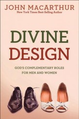 Divine Design: God's Complementary Roles for Men and Women, repackaged - Slightly Imperfect