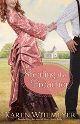Stealing the Preacher - eBook