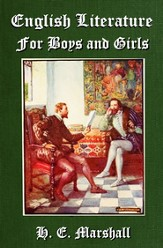 English Literature for Boys and Girls - eBook