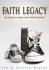 Faith Legacy: 6 Values to Shape Your Child's Journey - eBook
