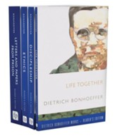Dietrich Bonhoeffer Works - Reader's Edition Set