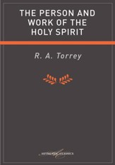 Person And Work Of The Holy Spirit - eBook