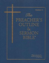 Preacher's Outline & Sermon Bible: KJV, Matthew Vol. 2