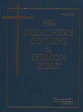 Preacher's Outline & Sermon Bible, KJV, Revelation Vol. 13
