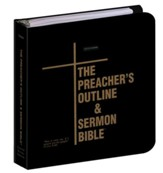 The Preacher's Outline & Sermon Bible: KJV Deluxe I & II Corinthians