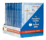 New Testament Set, 14 Vols [The Preacher's Outline & Sermon Bible, NIV]