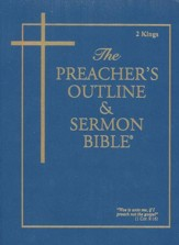 The Preacher's Outline & Sermon Bible: 2 Kings  - Slightly Imperfect