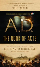 A.D.: The Bible Continues--The Book of Acts
