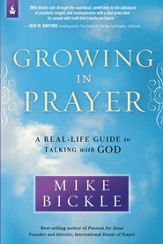 Growing in Prayer: A practical guide for talking with God - eBook