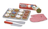 Slice and Bake Cookies Food Play Set