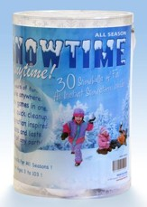 Snowtime Snowballs, Tub of 30