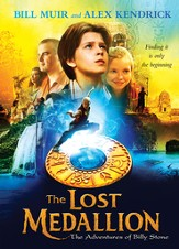 The Lost Medallion: The Adventures of Billy Stone - eBook