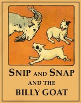 Snip and Snap and the Billy Goat - eBook