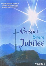 Gospel Singing Jubilee: TV Footage from the '70s, Vol. 1 DVD
