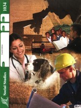 4th Edition Social Studies PACE 1034, Grade 3