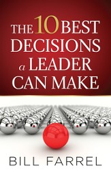 10 Best Decisions a Leader Can Make, The - eBook