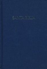 RVR 1960 Gift & Award Bible Hardcover Blue