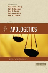 Five Views on Apologetics - eBook