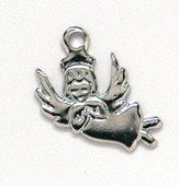Guardian Angel Baby Necklace