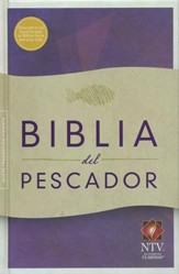Biblia del Pescador NTV, Tapa Dura  (NTV Fishers of Men Bible, Hardcover)
