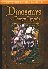 Dinosaurs & Dragon Legends--DVD