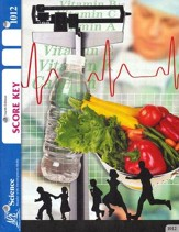 Science PACE SCORE Key 1012, Grade 1, 4th Edition
