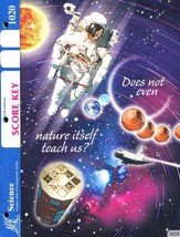 4th Edition Science Score Key 1020, Grade 2