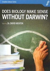 Does Biology Make Sense Without Darwin? DVD