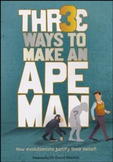 Three Ways to Make an Ape Man DVD