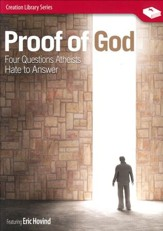 Proof of God: Four Questions Atheists Hate to Answer DVD