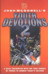 Josh McDowell's One-Year Book of Youth Devotions, Volume 2