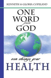 One Word From God Can Change Your Health - eBook