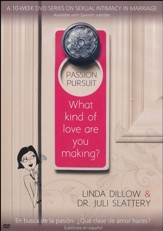 Passion Pursuit DVD: What Kind of Love are You Making?