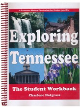 Exploring Tennessee Student Workbook