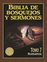 Biblia de Bosquejos y Sermones: Romanos  (The Preacher's Outline & Sermon Bible: Romans)